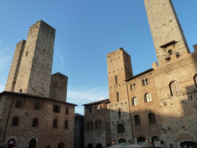 San Giminango: Surely Poor Little Rich Gays Would Have Dolled Up These Towers Just a Little More