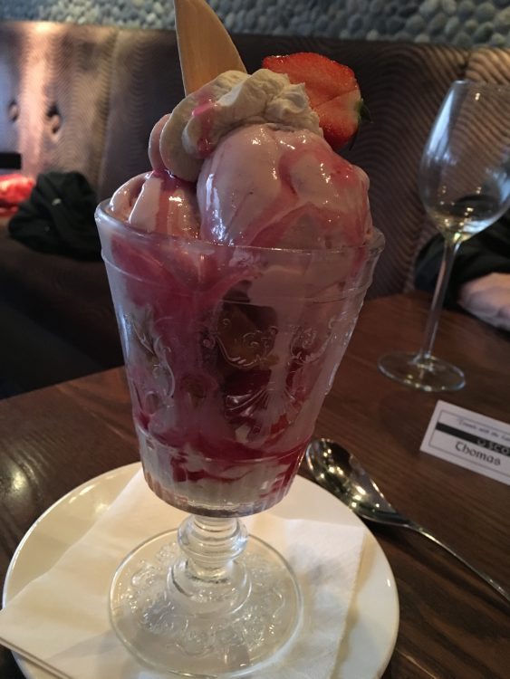 My Sundae at Largs Yacht Club