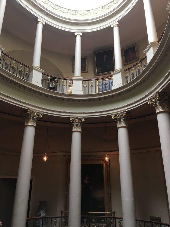 Culzean: the Staircase Space
