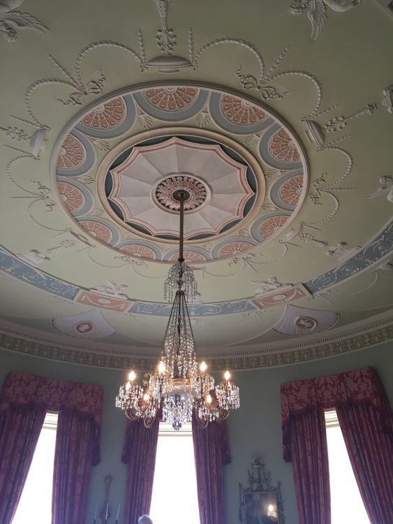 Culzean: a Delicious Ceiling