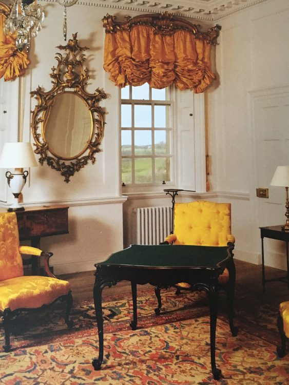 The Family Parlour at Dumfries House
