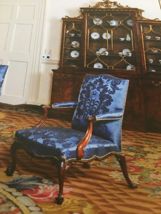 Chippendale Chair Worth £1m. To Me it's Quite Victorian in Feel. Legs v. Splayed