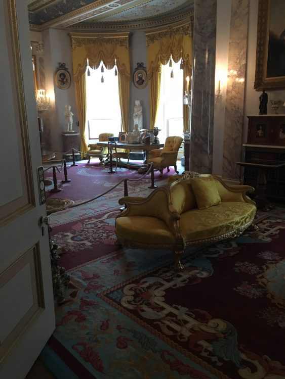 Osborne: Blissful Hotel Drawing Room