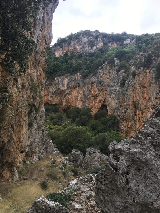 The Cretan Birthday Gorge: Very Gorge-Like