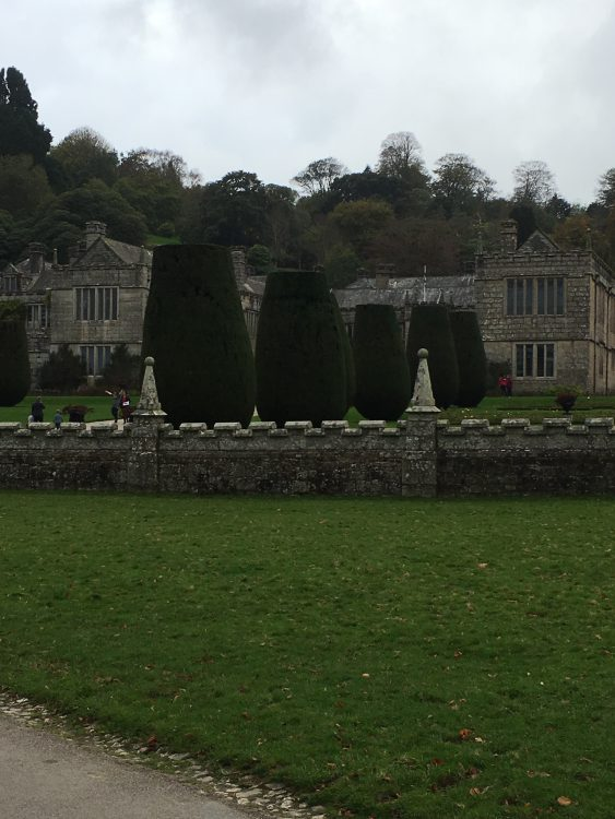Landhydrock: Not that Big