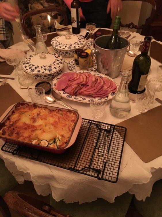 Fern's Ham Dinner