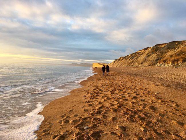 The Sea Coast: Lovely