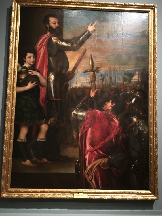 Titian: A Victory