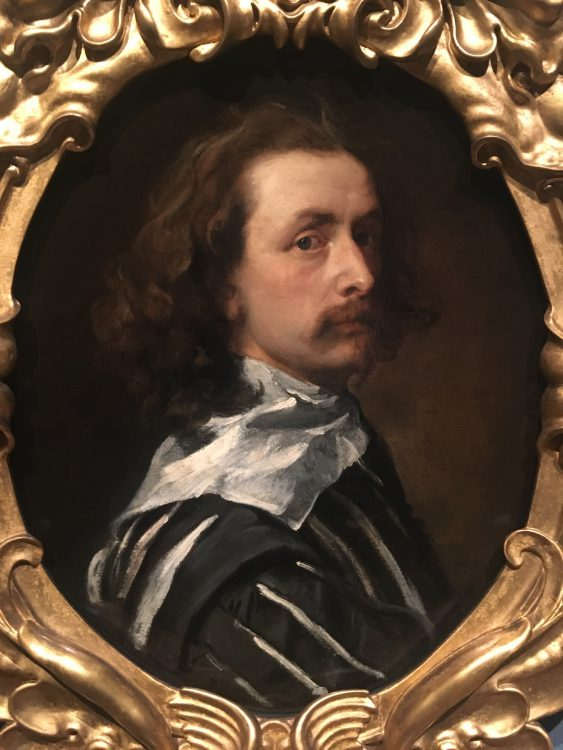 Van Dyck Self-Portrait Royston Saved for the Nation