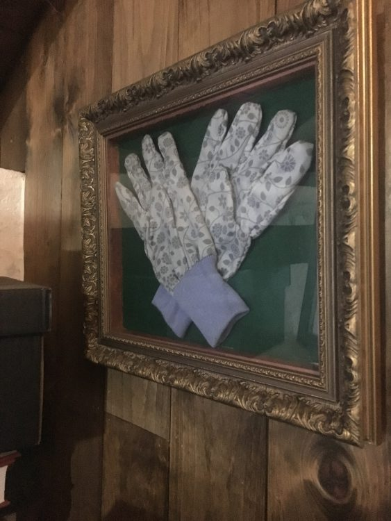 When Camilla Opened Myddleton House These Were the Gloves She Wore for Potting on in the Potting Shed