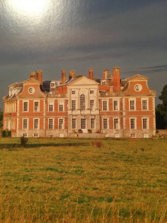 Raynham Hall: 17th Century Dutch style without: a Masterpiece of Facade