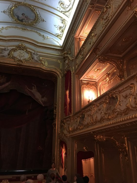 Youssapov Palace: Home Opera Facility