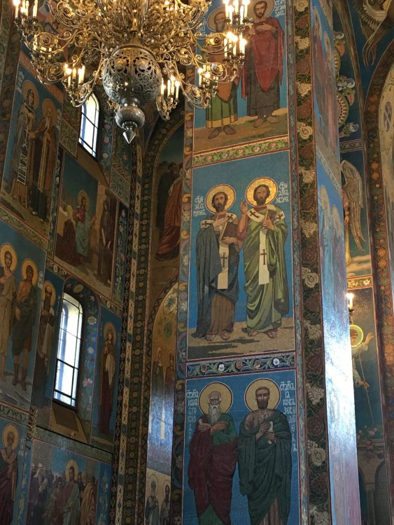 The Church of the Saviour on Spilled Blood: Ancient Power Manufactured in the 19th Century