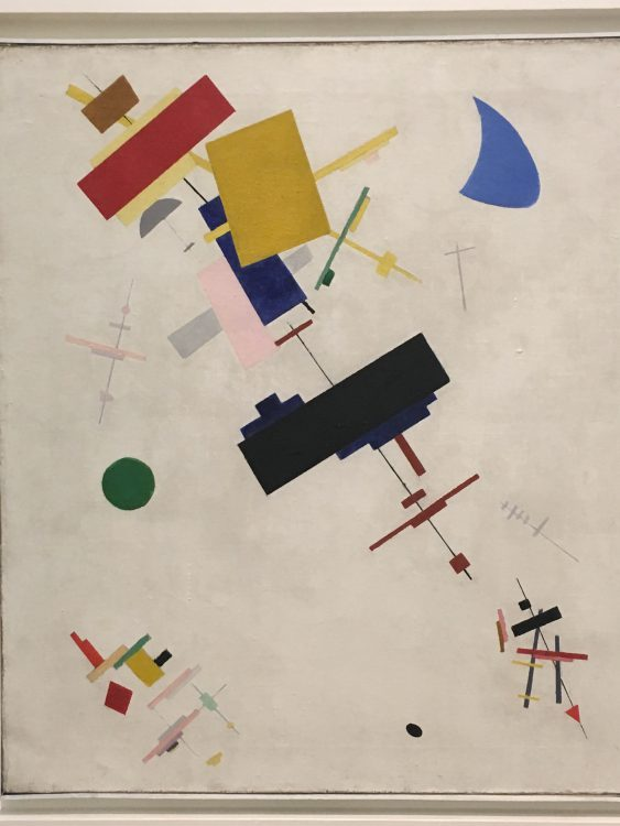 The Russian Museum: Malevich: Stalin Wasn't Having This