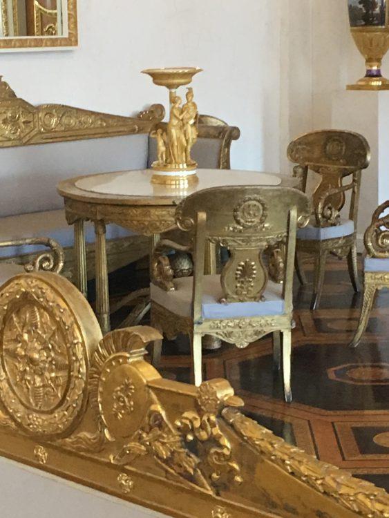 The Russian Museum: Full Metal Drawing Room