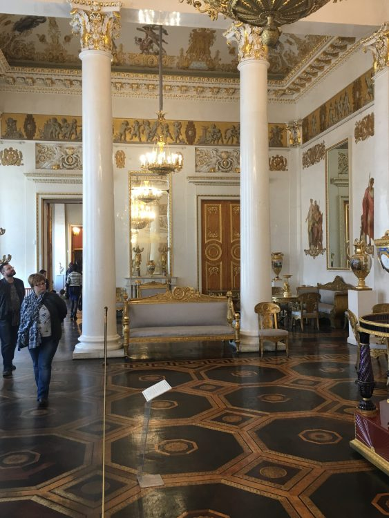 The Russian Museum: Sudden Palace