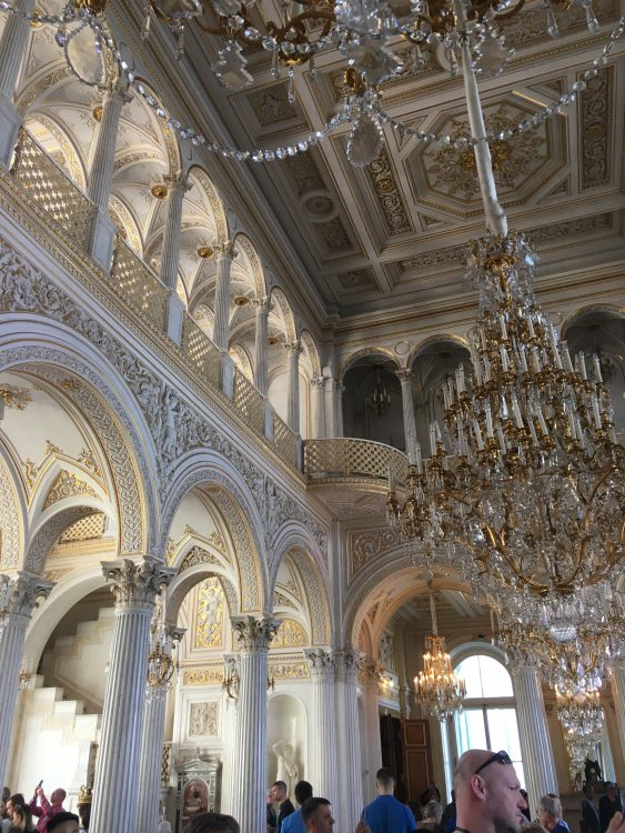 The Winter Palace: Surging Grandeur