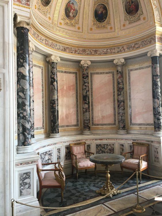 The Winter Palace: Boudoir Corner