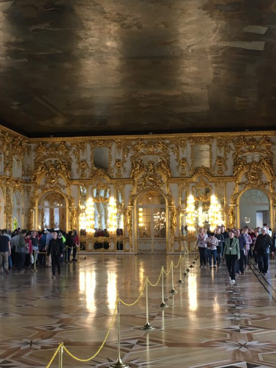 The Catherine Palace: Main Reception