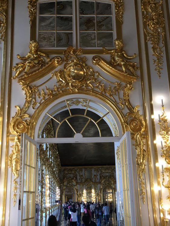 The Catherine Palace: Architectural Elements Dis-Associated