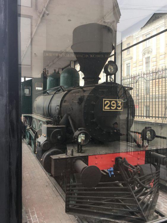 Lenin's Train