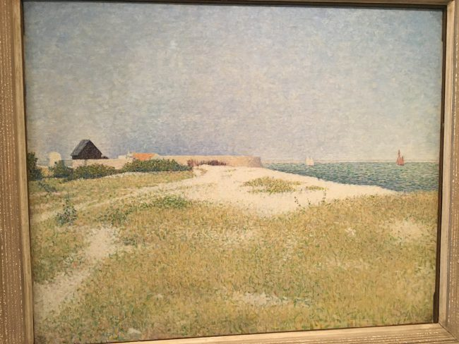 Didn't know Seurat did This Colour: Incredibly Great