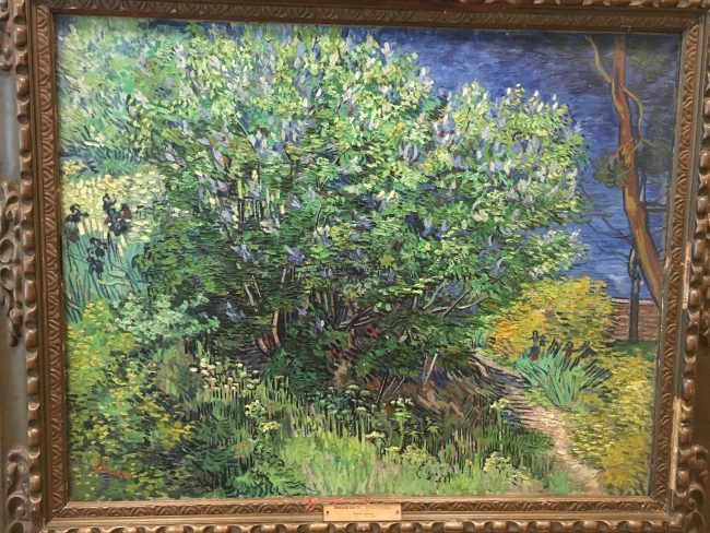 Even the Van Gogh is Good