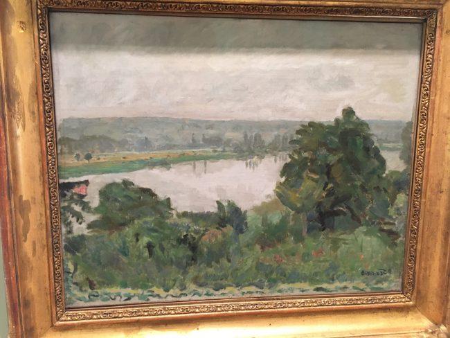 Bonnard on a Rainy Day