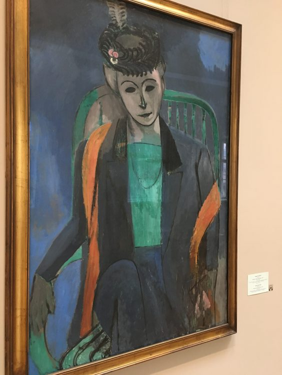 Now this Matisse you Do Know
