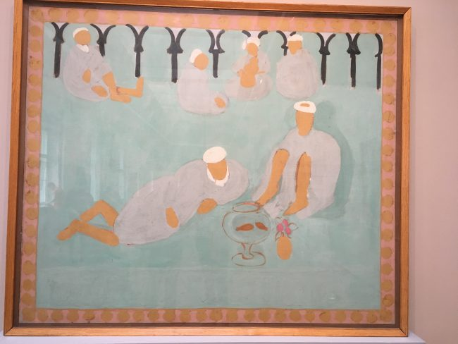A Pastel Matisse: Rare and Great