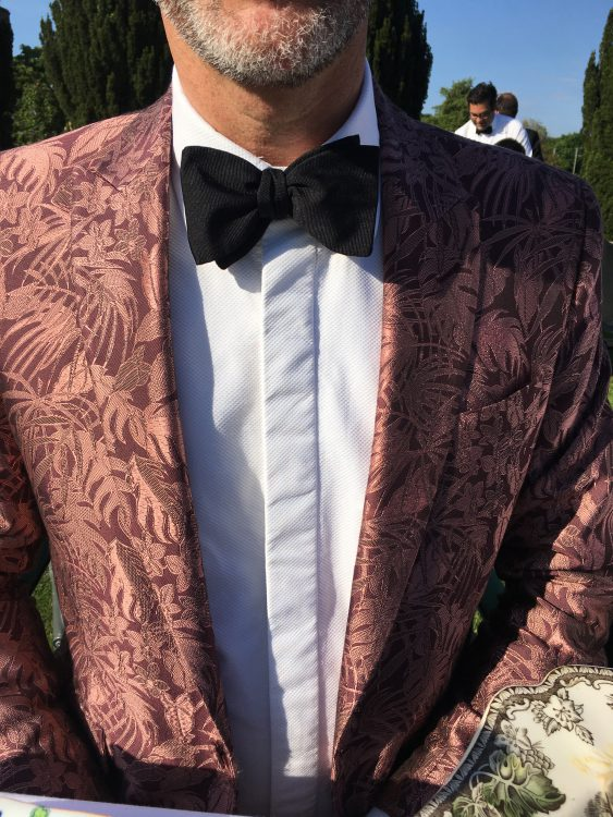 Lord Arrowby at Glyndebourne: Jacket Made Specially