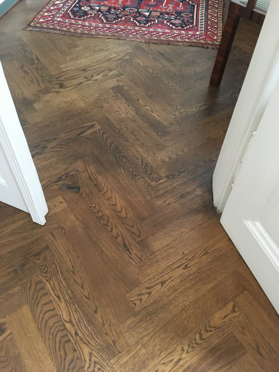 Parquet Agony in Prague: Not Matching