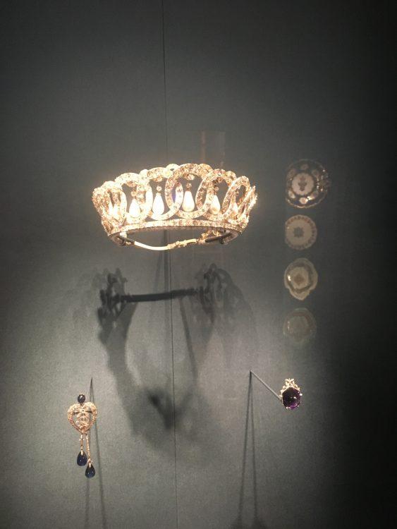 The Queen's Gallery: the Vladimir Tiara, often Worn by the Queen