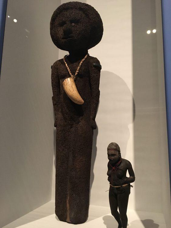 Fabulous Coconut-Matting Lady