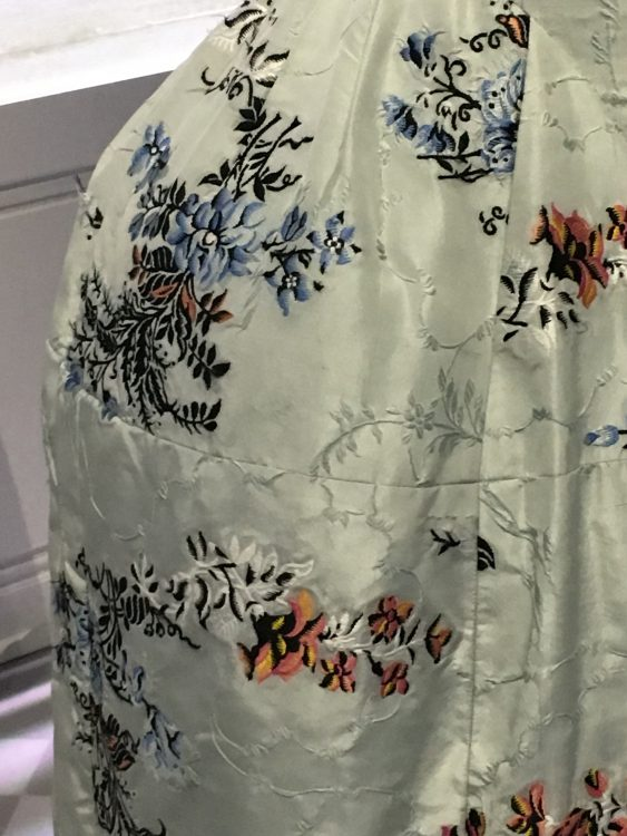 Horrid Seams on Raf Simmons Dior Idea