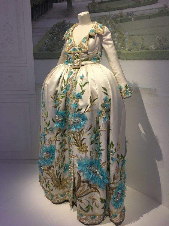 John Galliano's Idea of Dior: Crude