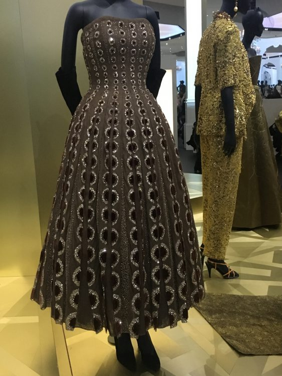 This one a True Dior: Just Extraordinary: A Jewelled Shell, Perfectly Honed, Fluid although Absolutely Smooth