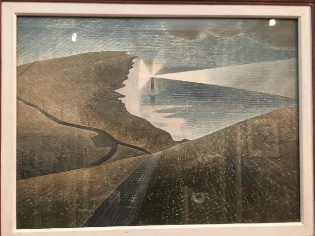 Eric Ravilious at the Towner Gallery Eastbourne: They have the Biggest Collection
