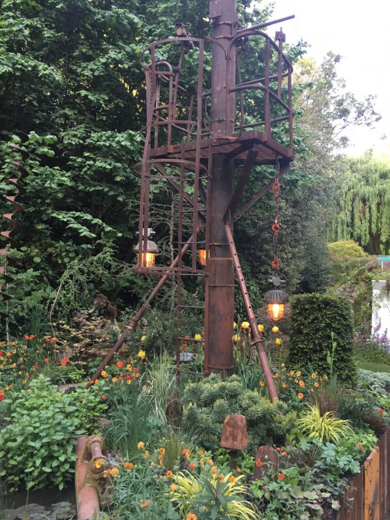 Forgotten Quarry Artisan Garden: Great