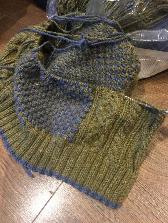 Val's Knitting