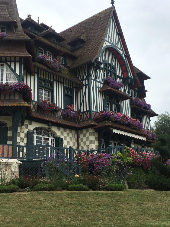 Villa Strassburger, Deauville, Where Poor Little Rich Gays Broke New Boundaries