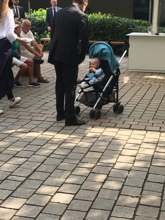 Enfant Given Early Wagner Start