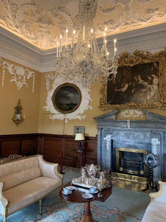 Russborough: the Drawing Room