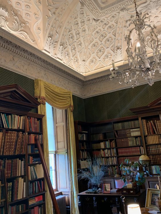 Russborough: the Library