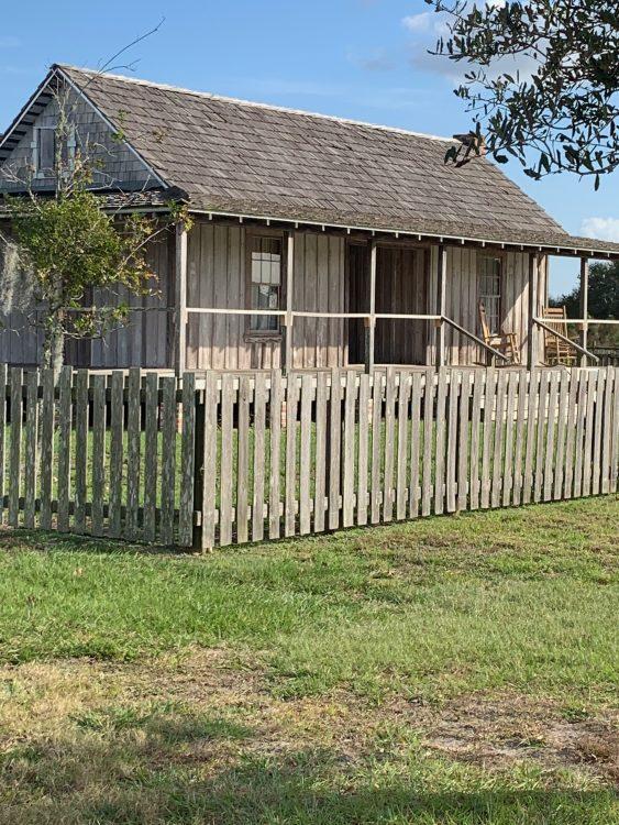 A Pioneer Hut