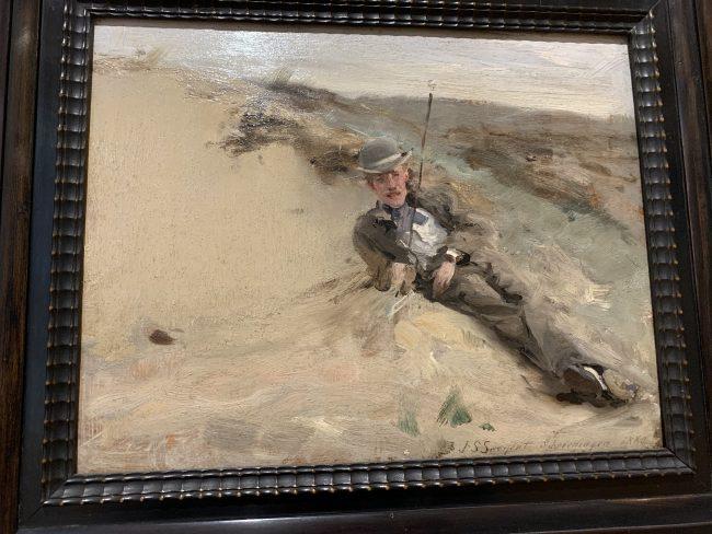 Unusual John Singer Sargent: