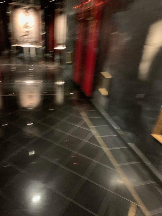 Elton John's Foyer