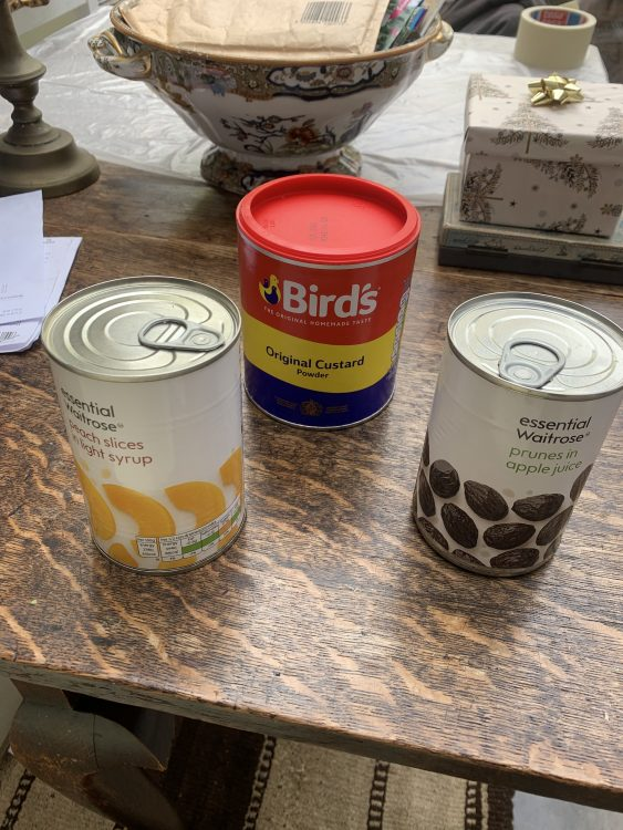 Pudding Scheme for the Foreseeable Future: Birds Back!