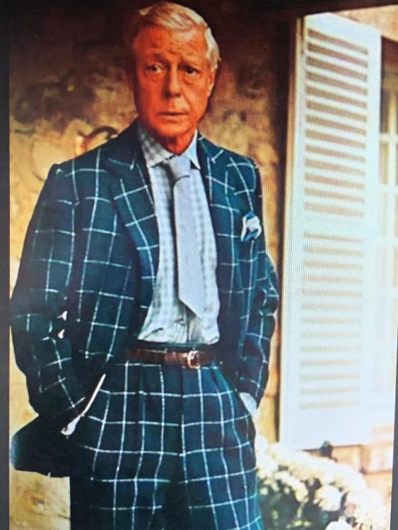 The Duke of Winz - Suiting