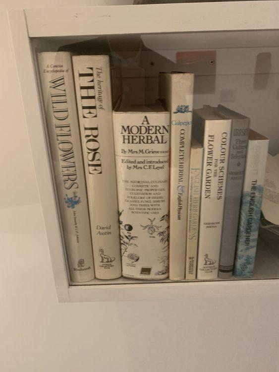 Derek Jarman: His Books. A Lively Mind